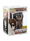 Funko Pop! Attack on Titan Eren (Titan Form) Hot Topic Exclusive Figure