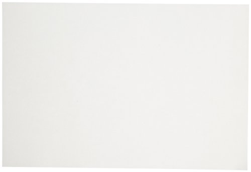Sax Sulphite Drawing Paper, 90 lb, 12 x 18 Inches, Extra-White, Pack of 500 (Drawing Medium Paper)