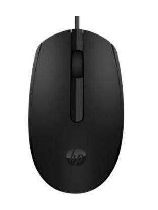 Wired Optical Mouse  USB 2.0, Black