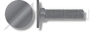 800 pcs Flat Head Plain Elevator Bolts Steel 1//4-20 X 2-1//2 Full Thread