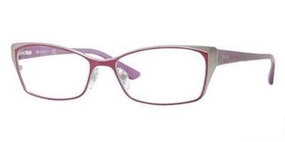Vogue VO3865 Eyeglasses-928 Gunmetal Sand Violet-52mm