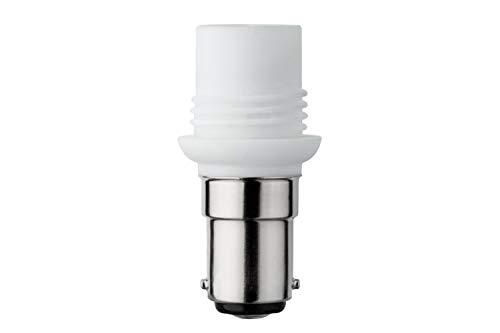 Paulmann 549.28 Minihalogeenfitting voor G9 pinfitting B15d 230V wit 54928 lamp lamp