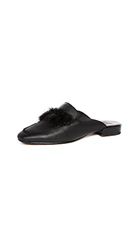 Maura Women's Vita F Mule Feather Black Dolce BFO1nqC