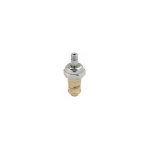 T&S Brass B-0228-CC Double Pantry Faucet, Deck Mount, 4