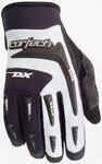 Cortech DX 2 Mens Black/White Textile Gloves - X-Small