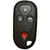 Replacement 4 Button Keyless Entry Remote for Acura 04-06 TL and 04-08 TSX Models OUCG8D-387H8A (Tsx Acura Warranty)