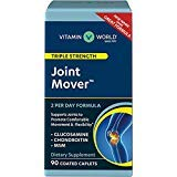 Vitamin World Advanced Triple Strength Joint Mover ®, 90 Caplets