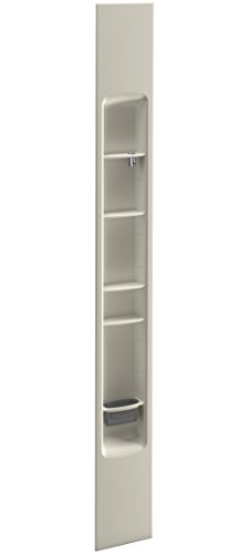 KOHLER K-97630-G9 Choreograph Shower Locker Storage, 9'', Sandbar by Kohler