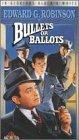 Bullets Or Ballots [VHS]