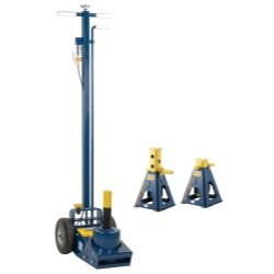 25 Ton Axle Jack with 25 Ton Jack Stands Tools Equipment Hand Tools Review