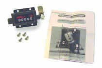 - Measuring Wheel Counter, 99999 Ft