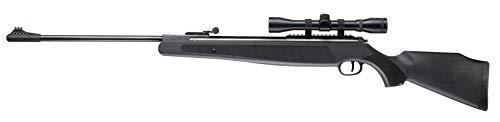Ruger Air Magnum Break Barrel Pellet Gun Air Rifle with 4x32mm Scope, .177 Caliber (Ruger Targis 177 Pellet Rifle With 4x32 Scope)