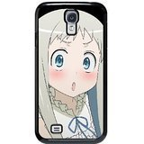 HD Exquisite image For Samsung Galaxy S4 9500 Cell Phone Case Black meiko honma anohana the flower we saw that day AMI4482984