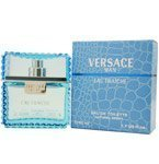 VERSACE MAN EAU FRAICHE Cologne by Gianni Versace EDT SPRAY 3.3 OZ