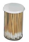 3'' Non-Sterile Cotton Tip Applicators In Plastic Vial (100 Per Pack)