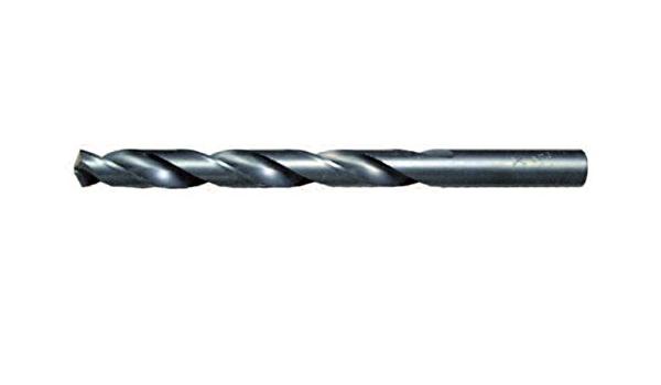 6 Pack Viking Drill and Tool 05440 O Type 240-A 135 Degree Split Point HSS Black Jobber Length Drill Bit