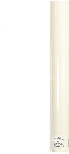 Bienfang No.106 White Paper for Sketching & Tracing (18 In. x 50 Yd. Roll) 1 pcs sku# 1830809MA by Bienfang