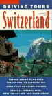 book cover - Driving Tours Switzerland (Frommer's Driving Tours) - David Allsop