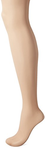 Nylon Sheer Pantyhose (L'eggs Women's Sheer Energy Toe Pantyhose, Nude, Queen, 1-Pack)