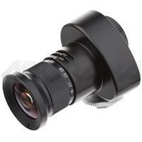 Voigtlander 15mm - 35mm Zoom Finder For Micro 4/3, With Shoe Lock Ring, Black ()