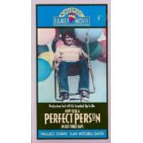 How to Be a Perfect Person in Just Three Days [VHS]