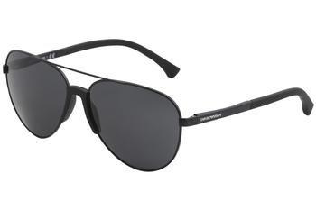 - Emporio Armani sunglasses (EA-2059 320387) Black - Grey lenses