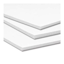 Foam Core Sheets - Foam Core Board 32 x 40 Inches Bienfang Photo Mount Board  Pack of 6