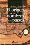 img - for Origen de los nombres de los paises (Spanish Edition) (Spanish Edition) book / textbook / text book