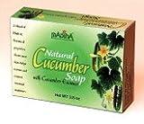 Madina Brand Natural Cucumber Soap 3.5oz