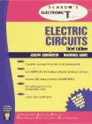 Schaum's Electronic Tutor of Electric Circuits, Edminister, Joseph A. and Nahvi, Mahmood S., 0078446961