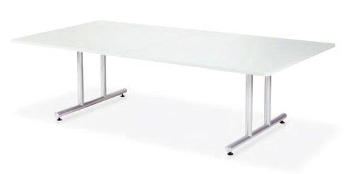 テーブル(角形)(幅240×奥行120cm)(DWS-2412K)(LGR(M1)) B003ZK9V6Q  LGR(M1)