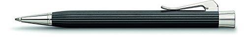 Graf von Faber-Castell Intuition Platino Ballpoint pen, Ebony wood,147331