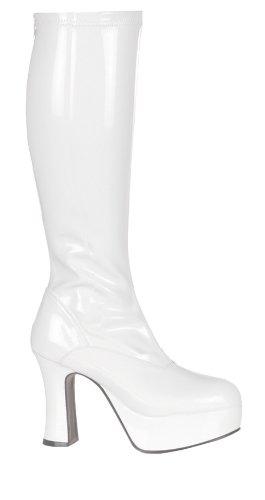 Con Stivali 9 Bianco Colore 6 numero 9 Zeppe Rubies 190508 ftqaIZnP