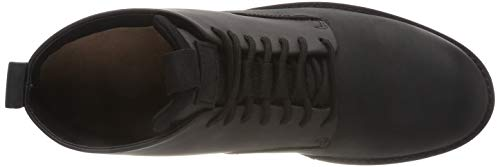 Raw Cordones Zapatos Hombre De Boot star Derby Ii negro 990 Negro Core G Para 5wS0qn
