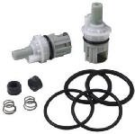 BrassCraft SLD0180 Faucet Repair Kit for Delta Faucet - 2 Handle Faucets (Delta Sink Cartridge)
