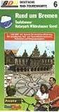 Deutsche Radtourenkarte, Bl.6, Rund um Bremen