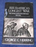 America's Longest War, Herring, Wil, 0394345002