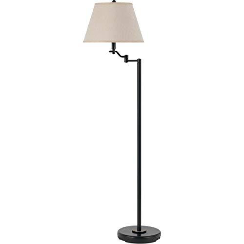 Floor Lamps 1 Light Fixture with Dark Bronze Finish Metal Material E26 15