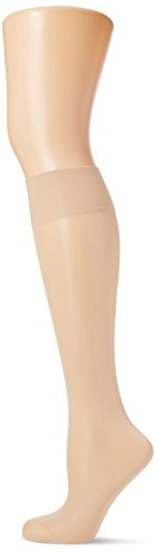 Wolford Satin Touch 20 Denier Knee Highs, Small, Cosmetic