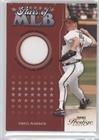 - Greg Maddux #21/250 (Baseball Card) 2004 Playoff Prestige - Stars of MLB - Jerseys [Memorabilia] #MLB-4
