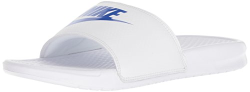 Flip s Beach amp; Nike white Pool Men Benassi Royal Multicolored Jdi Flops White Varsity HISwIna0