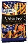 Cheap Glutino Pretzel Sticks, 8 Ounce Bag (6 Pack)