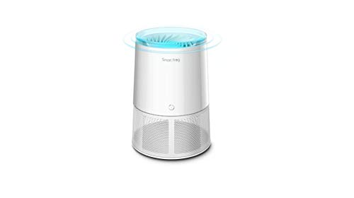 Indus Smart Frog Terminator UV Light Trapping Mosquito Zapper. 400 sq. ft Coverage for Home, Office, Living Room,Bedroom, Kitchen, Flying Insects