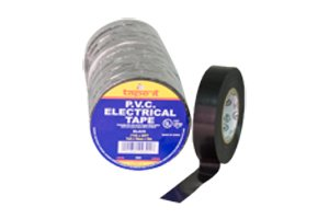 (Brown Electrical Tape - UL Listed - 18mm x 18M; 3/4