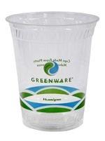 16oz PRINT GreenWare Cold Cups / Case / 1000ct by Greenware