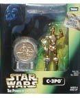 Star Wars POTF2 Millennium Coin Series - C-3PO