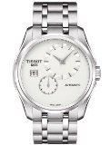 Tissot Couturier White Dial Stainless Steel Automatic Men's T0354281103100 (White Watch Tissot)