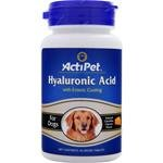 ActiPet Hyaluronic Acid for Dogs Natural Cheddar Cheese — 60 MicroTab, My Pet Supplies