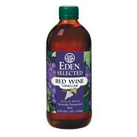 Eden Foods Vinegar Red Wine Vinegar (Pack of 3)