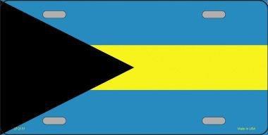 Bahamas Plate - 2